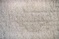 close up of dirty furnace filter fibers