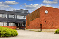 Moisio School Building, Salo Finland