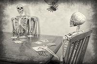 Skeleton Rummy