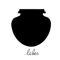 lebes silhouette