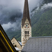 Evangelical Church in Hallstatt