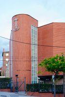 New Apostolic Church in Arturo Soria area in Madrid