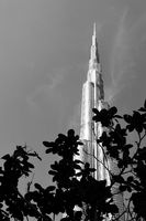 Burj Khalifa building in Dubai