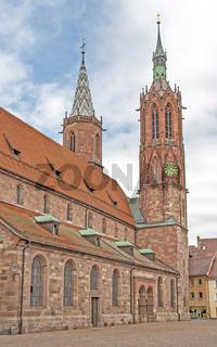 Münster Unserer lieben Frau, Villingen, Schwarzwald