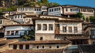 Town of a Thousand Windows, Berat, Albania