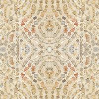 Stone Mosaic Seamless Pattern