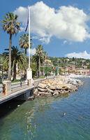 Santa Margherita Ligure,italienische Riviera,Ligurien,Italien