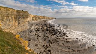 Monknash Beach, Wales, UK