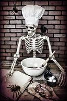 Skeleton Cooking