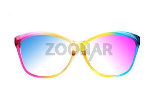 Color sunglasses