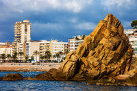 Lloret de Mar Resort Sea Town on Costa Brava