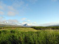 Landschaft bei Egilsstadir, Island