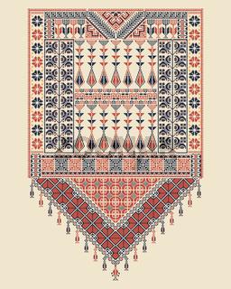Palestinian pattern 19