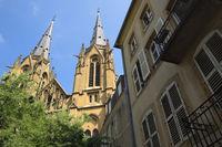 Metz - Église Sainte-Ségolène, Frankreich
