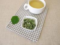 Quittenblättertee, Tee mit getrockneten Quittenblättern