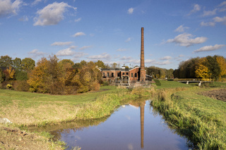 Old pumping station