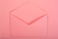 Pink love letter