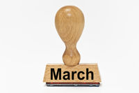 Stempel March | stamp March