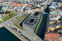 Denmarks National Bank in Copenhagen