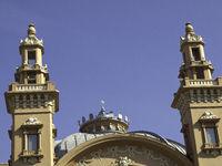 Kirche in bari italien