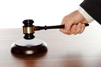 Entscheidung im Rechtsstreit