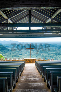 Pretty Place Chapel near Greenville South Carolina