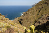 Küste auf La Palma, Kanarische Inseln, Spanien, Coast on La Palma, Canary Islands, Spain