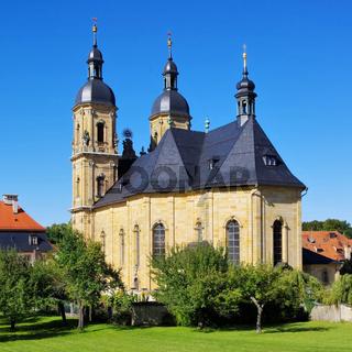 Goessweinstein Kirche - Goessweinstein church 07