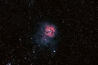 Trifidnebel - Messier 20