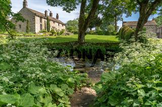 Linton, North Yorkshire, England, UK