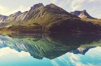 Lake in Norway