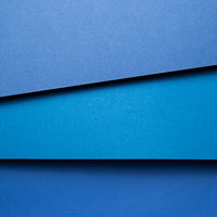 Abstract blue layered color paper background