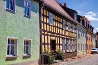 lübbenau, deutschland - 23.05.2019 - historische altstadt