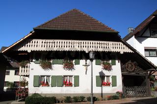 Schwarzwaldhaus, Deutschland