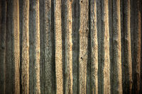Aged wooden planks