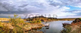 Lake Oanob, Namibia
