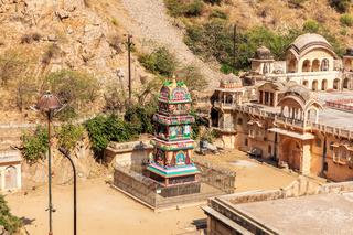 Ramanuja Acharya Mandir Temple, Jaipur, India