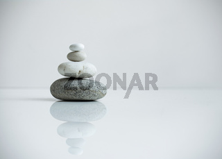 Steinturm Zen Balance