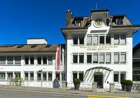 Firmensitz der Schweizer Schweizer Uhrenmanufakturgruppe Audemars Piguet Holding SA