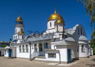 Saint Sava the Sanctified Monastery in Melitopol, Ukraine