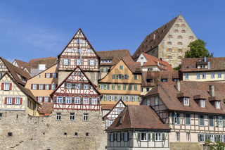 Schwaebisch Hall in Southern Germany