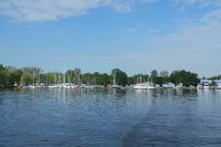 Westpommersche Segelroute, Dammscher See