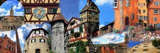 Collage von Schwäbisch Hall