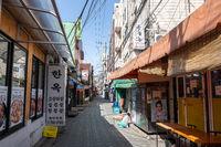 galmaegisal alley restaurants