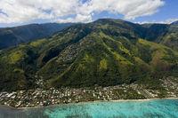 Punaauia, Tahiti, Franzoesisch-Polynesien