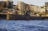 U 434 Museums Uboot Hamburg