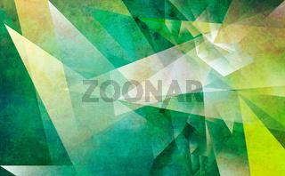 polygonal malerei texturen