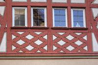 Fachwerkgebäude