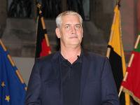 Unternehmensgründer und Geschäftsführer Ulf Steinforth von SES Boxing am 28.11.2019 in Magdeburg