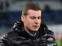 Geschäftsführer Max Kothny Türkgücü München DFB 3.Liga Saison 2020-21